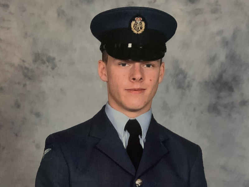 Royal Air Force: Ben Rodgers