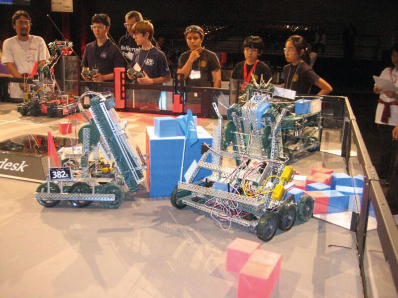 Robot Wars Coming To Lincoln UTC During Easter Holidays