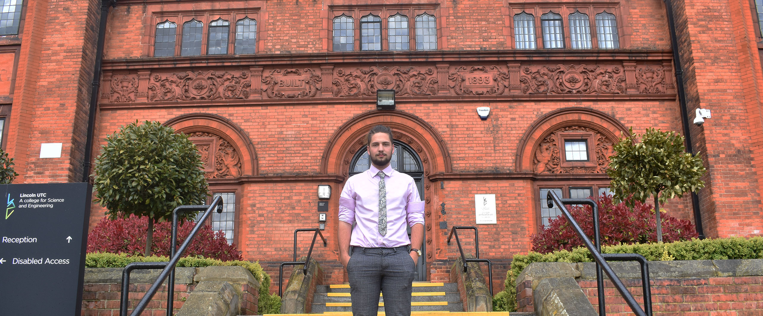 Meet the UTC student up for local election