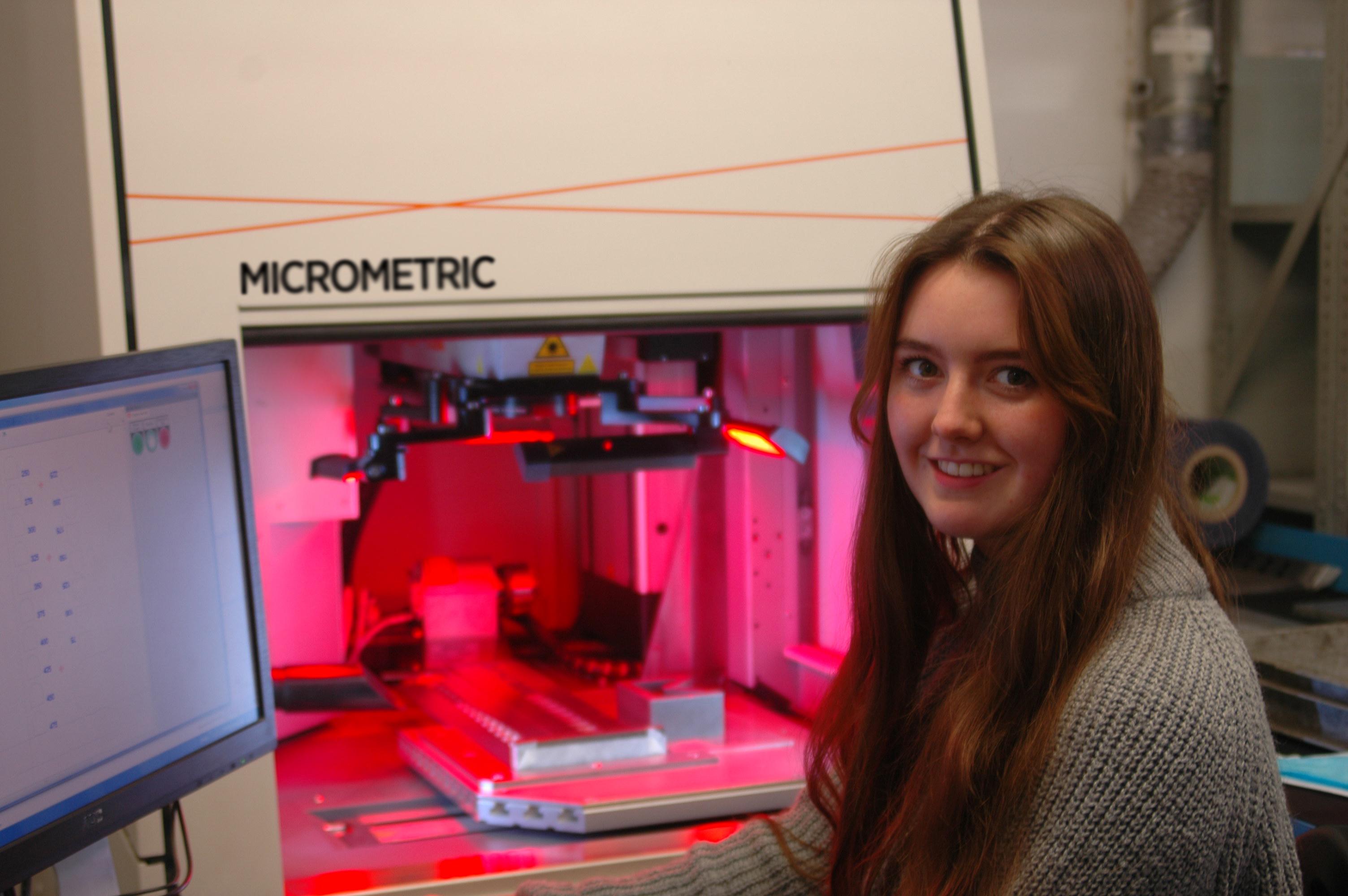 Engineering Manufacture: Georgina Smith