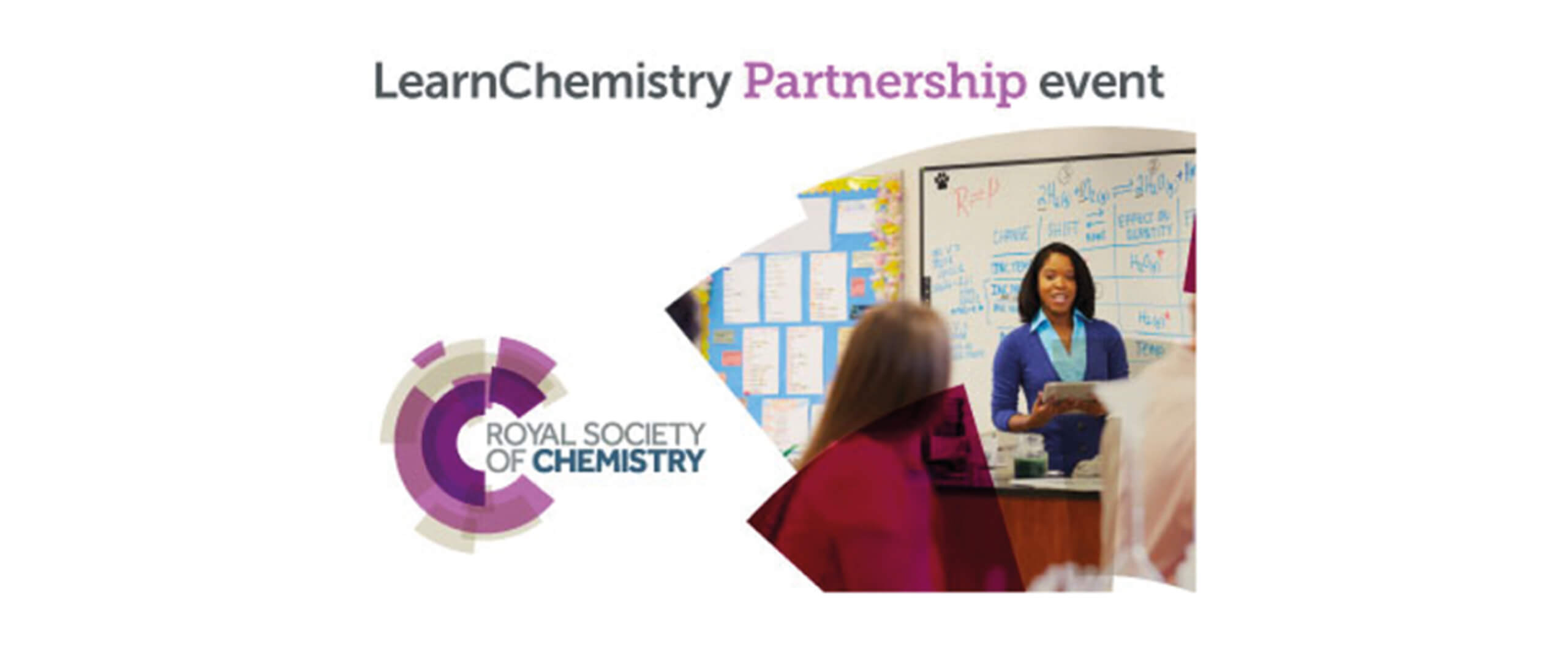 Working with the Royal Society of Chemistry