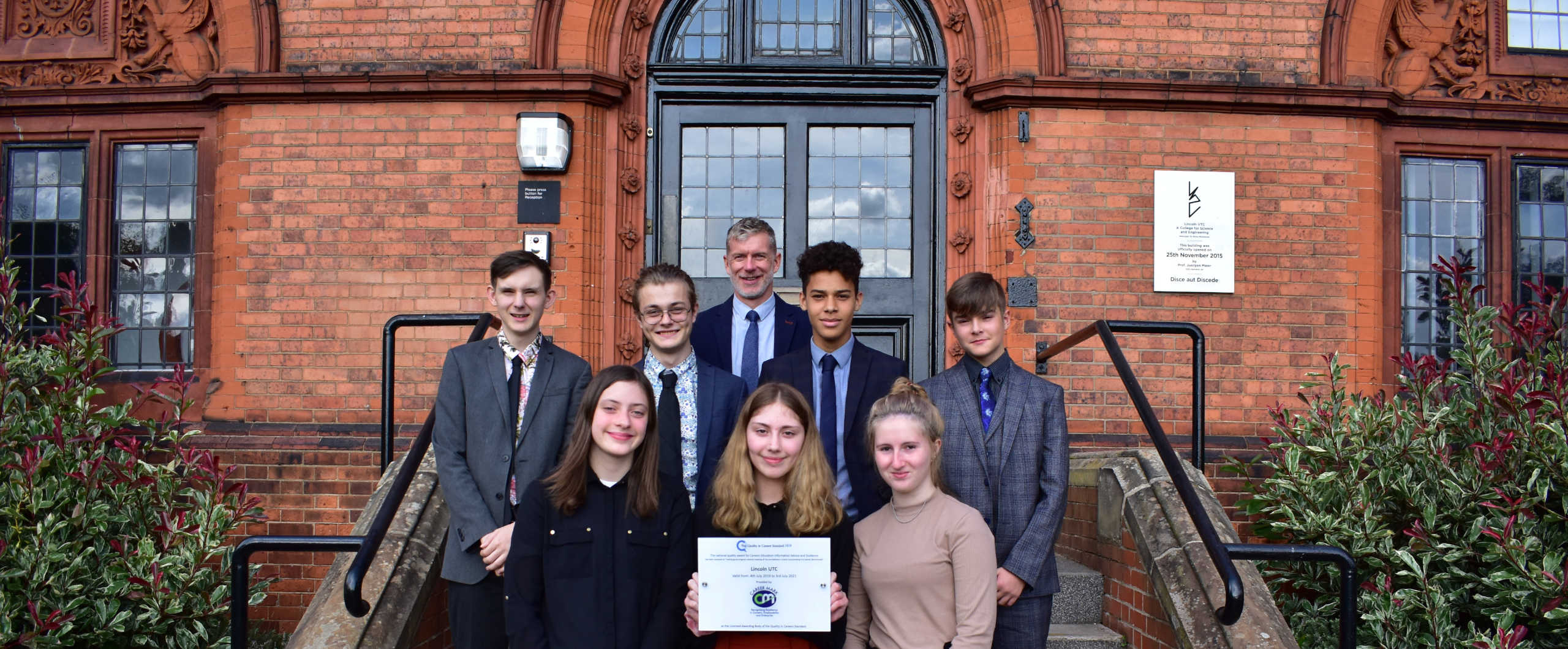 Lincoln UTC Awarded for Careers Excellence