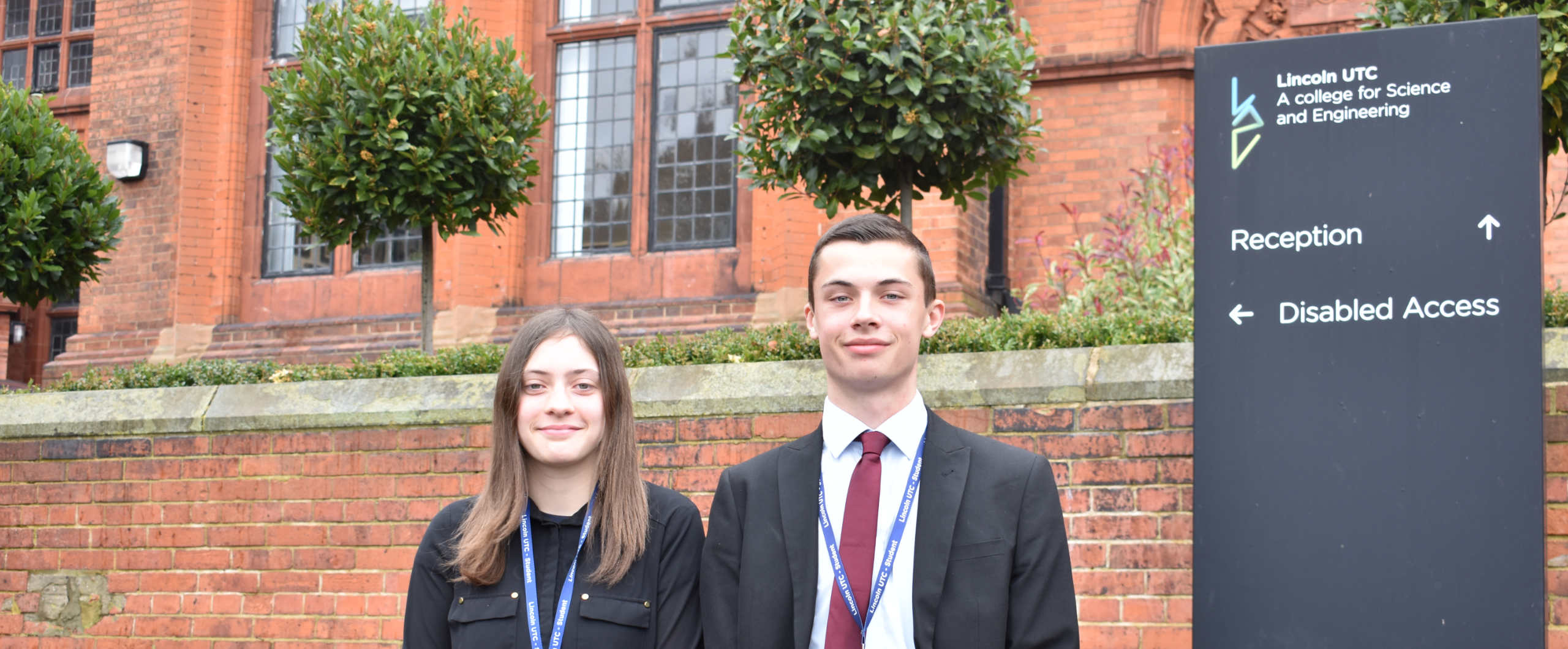 Meet the Students: Emily and Tom